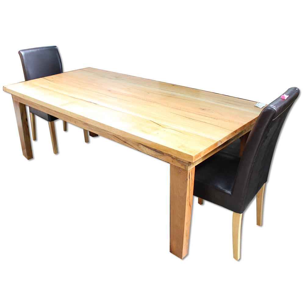 Marri Dining Table Custom Wood Creations
